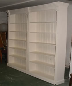 Any Size Shelving and any finish