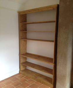 Both Gl Wooden Doors Can Be Added To Any Bookcase
