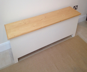 Box Storage Benches Made Any Size
