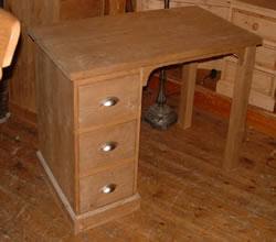 Desk made to order