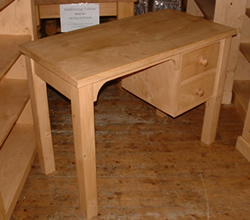 Desk made to measure