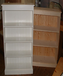 Any Size Shelving And Finish