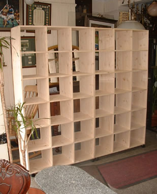 Any Size Shelving