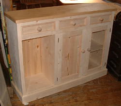 made to order sideboard