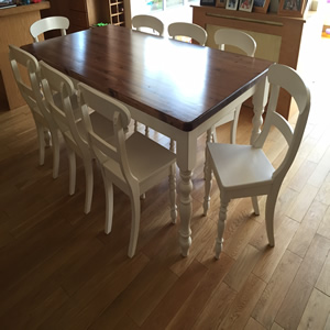 Made to measure Kitchen Tables