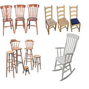 We A Large Selection of Traditional Chairs