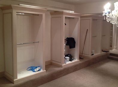 Made to Measure Cloths Display Units