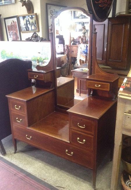 Christy bird edwardian dressing table