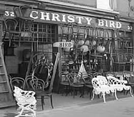 christy bird antique and used furniture shop