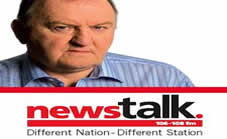 Christy Bird Flanagan being interviewed by George Hook on Newstalk May 2011