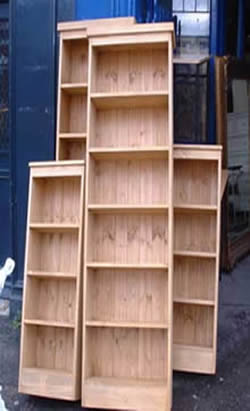 BookShelf Made To Measure Classic Bookshelves Simple Design